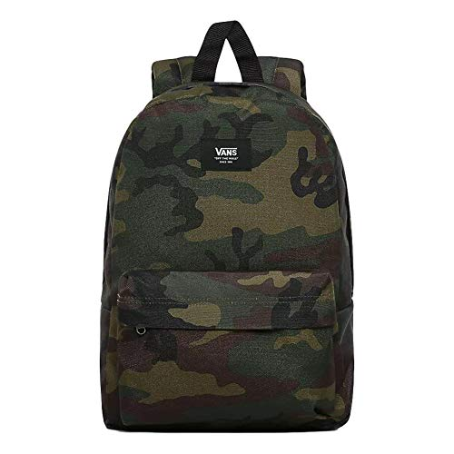 Vans NEW SKOOL BACKPACK BOYS CLASSIC CAMO, One Size