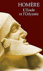 L'Iliade et l'Odyssée de HOMERE