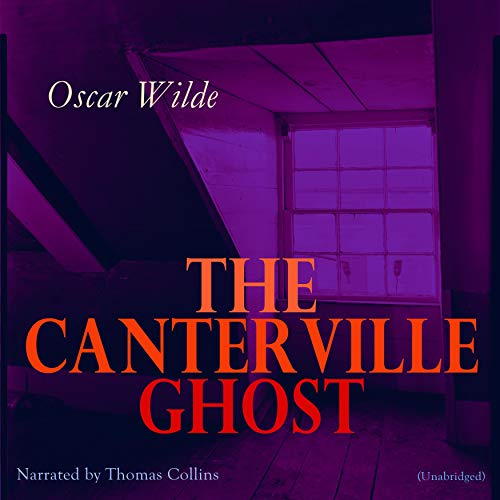 The Canterville Ghost audiobook cover art