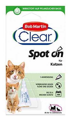 Bob Martin G0915 Spot on für Katzen 4 Wochen