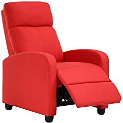 FDW Recliner Chair - Best Man Cave Chairs