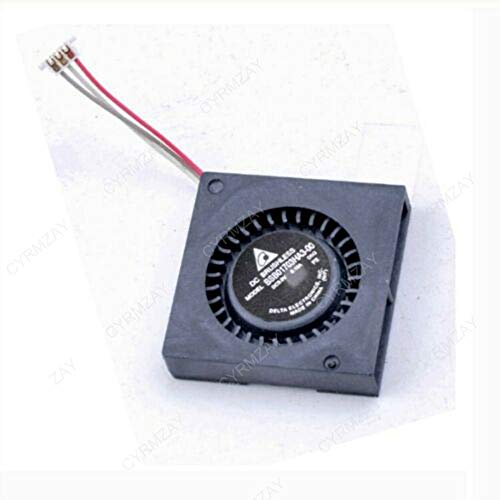 CYRMZAY Ventilador Compatible para Delta BSB01703HA3-00 17x17x3MM 1.7CM 3V 0.10A Micro Projector Small Blower Fan