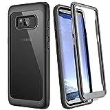 WE LOVE CASE Hülle für Samsung Galaxy S8, Stoßfest