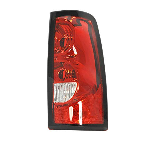 Tail Light Lamp For 2004-2006 Chevy Silverado and 2007 Chevy Silverado 1500 Classic - GM2800174 15273473 15273472