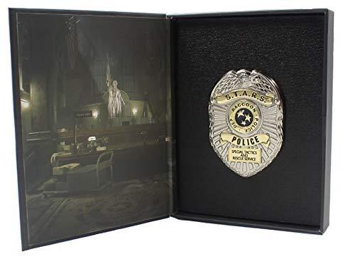Resident Evil 3 - Pin Insignia STARS