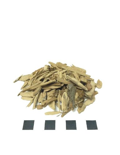 CharcoalStore Pear Smoking Wood Chips (Large) 2 pounds