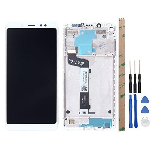 West Dragon Pantalla táctil LCD para XiaoMi Redmi Note 5, Pantalla LCD de Repuesto, con Herramientas para XiaoMi Redmi Note 5