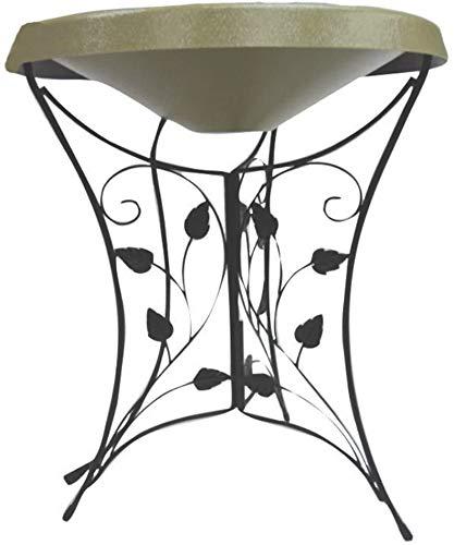 Birds Choice HPEDIL-GR Ivy Pedestal Heated Bird Bath
