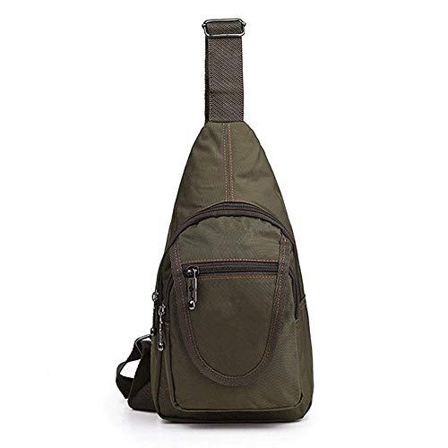 Heren schoudertas student Messenger tas waterdichte stof rugzak eenvoudige outdoor sport rugzak, zak Fashion tas JYT