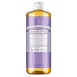 Dr. Bronner's Pure-Castile Liquid Soap