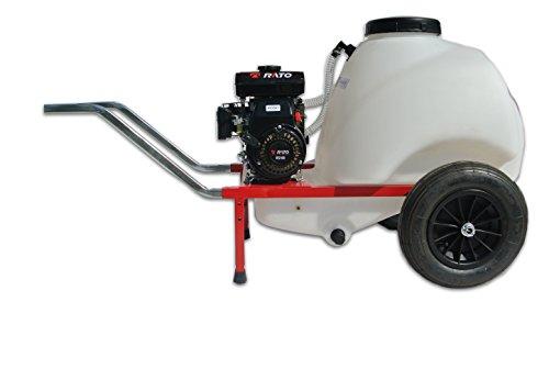 Sbaraglia PM25120 Motopompa irrorazione carrellata Acqua Spray M25-120 Pompa irroratrice con Motore a Scoppio