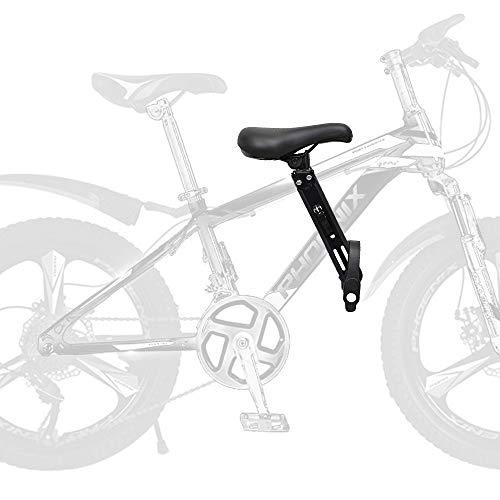 El asiento de bicicleta para niños portátil para viajes al aire libre para niños en bicicleta de montaña es fácil de quitar e instalar, adecuado para niños de 2 a 5 años