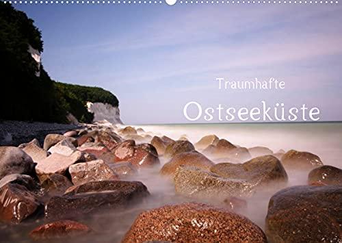 Traumhafte Ostseeküste (Wandkalender 2022 DIN A2 quer)