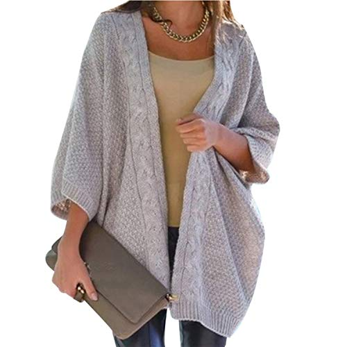 Warm Winter Sweater Women Cardigan Casual Knitting Long Cardigan Female Loose Kimono Cardigan Knitted