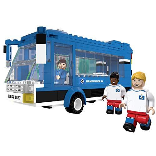 Hamburger SV HSV Bausatz/Bausteine ** Mannschaftsbus **