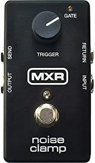 MXR M195 Noise Clamp Noise Reduction / Gate Pedal w/Bonus Patch Cable & RIS Picks (x3) 710137050891