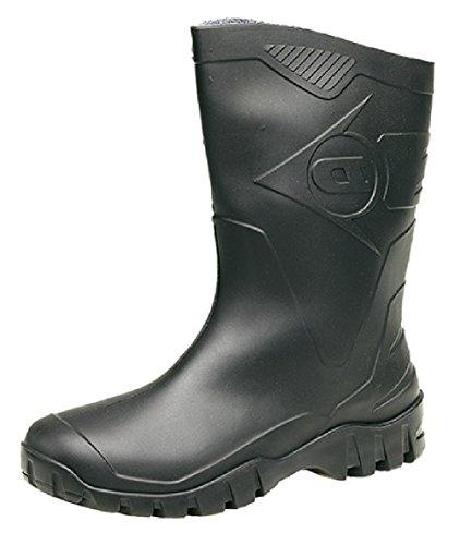 Dunlop Bottes de pluie pour homme Noir 41 EU