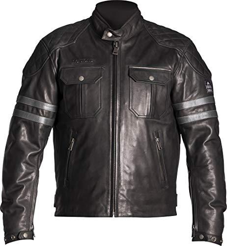 Helstons Jersey Motorrad Lederjacke M