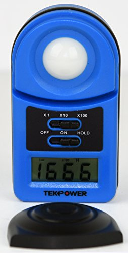 A Lux Meter for Photographer, Pocket Size Lux Meter for Indoor and Out Door 0-50,000 Lux,LX1010R