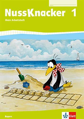 Nussknacker 1. Ausgabe Bayern: Arbeitsheft Klasse 1 (Nussknacker. Ausgabe für Bayern ab 2014)