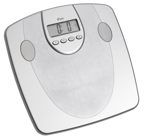 Weight Watchers 8991BU Präzisions-Personenwaage, elektronisch