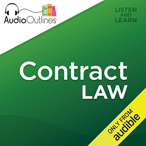 Contract Law audiobook cover art