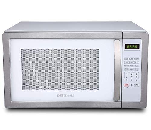 1000 watt microwave ovens white - 4