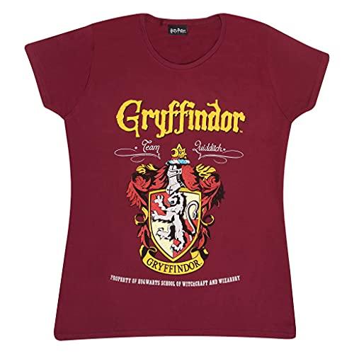 Popgear Camiseta Entallada de Harry Potter Dark para Mujer, Regalos de cumpleaños, Idea de Regalo para mamá, Hija… 37