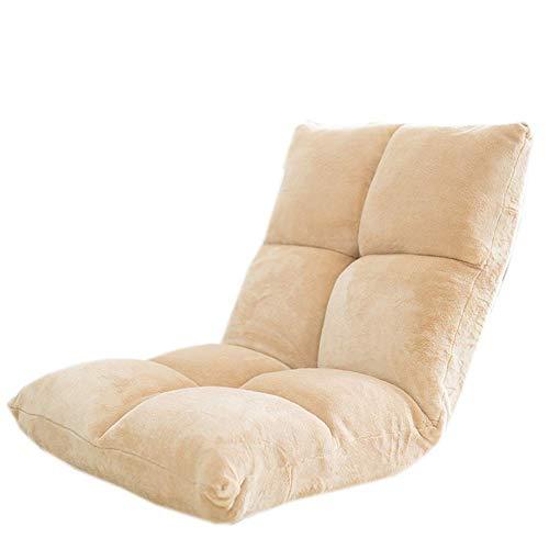 KUYH Tatami, Desmontable Y Lavable Plegable Perezoso Sofá, Moderna Silla Minimalista En La Sala De Sala Y Dormitorio, 106×56×15cm