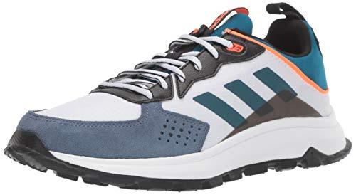 adidas Men's Response Trail Running Shoe, White/Tech Mineral/tech Ink, 10 M US