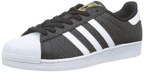adidas Originals Men's Superstar Sneakers white Size: 10 UK