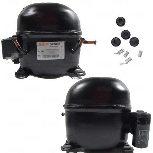 Compressore Compressore ACC ZEM Cubigel huayi ELECTROLUX gx18fb