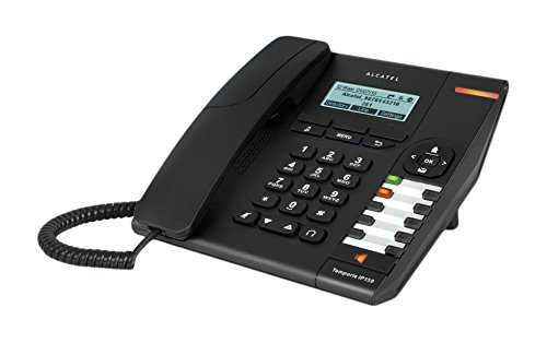 Alcatel ATL1409444 Temporis IP150 SIP PoE schwarz