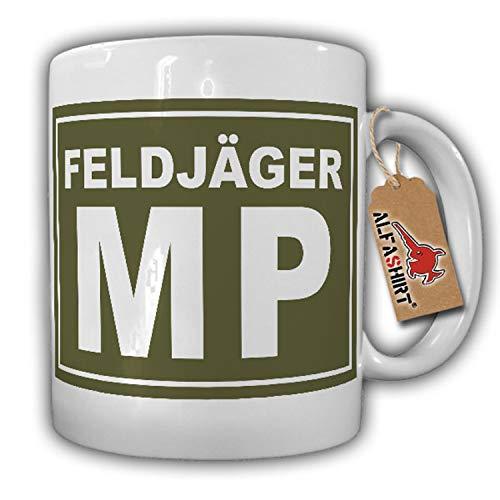 Feldjäger MP Bundeswehr Bw Military Police Polizei - Tasse Becher Kaffee #7293