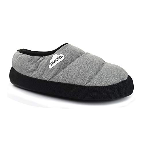 Zapatillas de Estar en casa NUVOLA,Marbled Suela de Goma