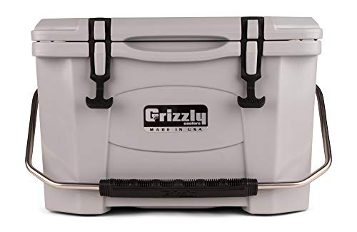 Grizzly 20 Quart Rotomolded Cooler