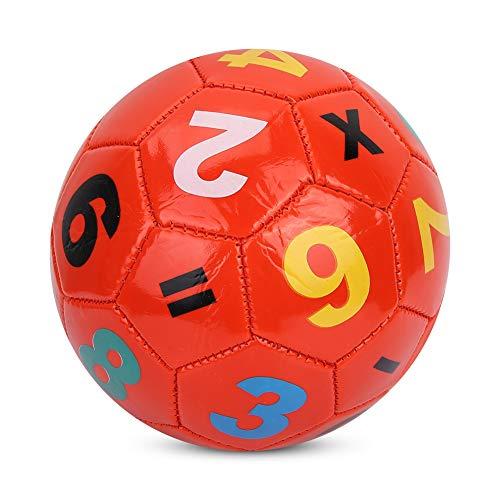 HechoVinen Balón de fútbol tamaño 2 pelotas de fútbol tradicionales, pelotas de fútbol para jóvenes y adultos