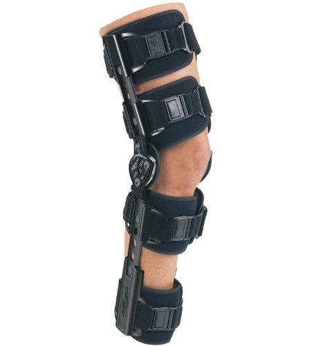 DonJoy TROM (Total Range of Motion) Advance Knee Support Brace, Standard