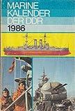 Marinekalender der DDR 1986