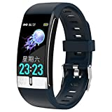 XDLYM Sport Smart Watch Health Tracker Pulsera de Fitness con Temperatura, presión Arteri...