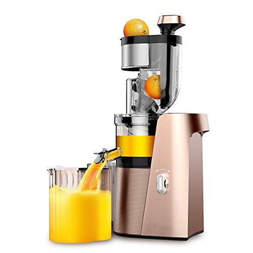 LJHA Entsafter-automatischer Saft-Maschine Juicer-Frucht-und Gemüse-Entsafter 218 * 215 * 500mm Mixer