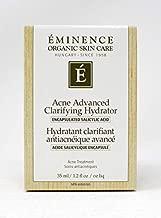 Eminence Organic Skincare Acne Advanced Clarifying Hydrator, 0.4 Ounce