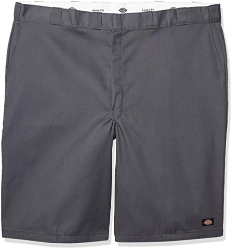 Dickies Herren Shorts 13in Mlt Pkt W/St, Charcoal, W33