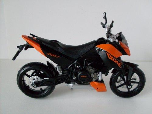 Motorrad Modell Maisto 1:12 KTM 690 Duke