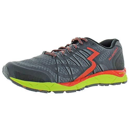 361 Degrees Womens Ortega 2 Exercise Gym Trail Running Shoes Gray 7 Medium BM