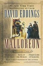 The Malloreon; Volume One( Guardians of the West; King of the Murgos; Demon Lord of Karanda)[MALLOREON V01][Paperback]