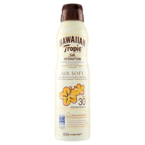 Hawaiian Tropic Brume Air Soft Silk Hydration SPF 3o - 177 ml