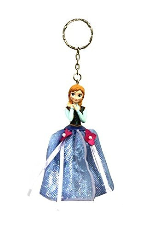 ディズニー リゾート限定 アナ キーチェーン プリンセス アナと雪の女王