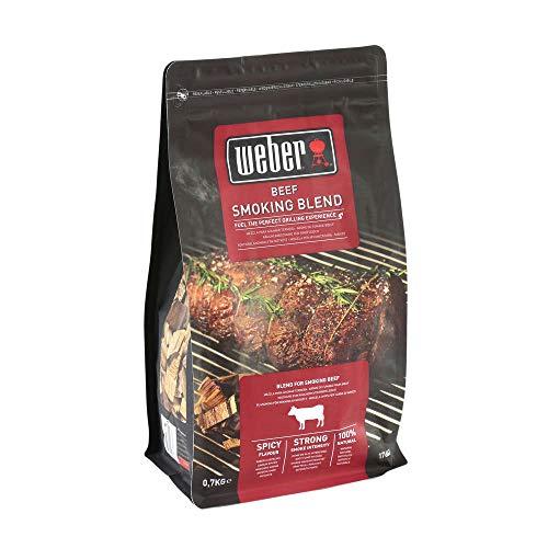 Weber - Caja de madera para ahumar