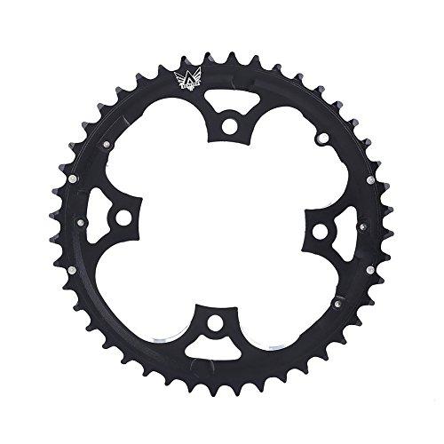 Fahrrad Kettenblatt Kettenschutz 44 Zähne Kettenradschutz für 9-Gang-Fahrrad